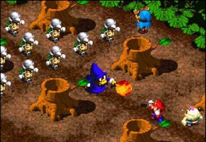 União que parecia impossível na época, rendeu um dos melhores RPGs do SNES (Foto: Reprodução)