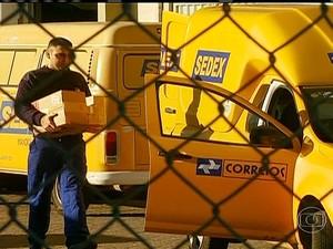 GNews - correios (Foto: GloboNews)