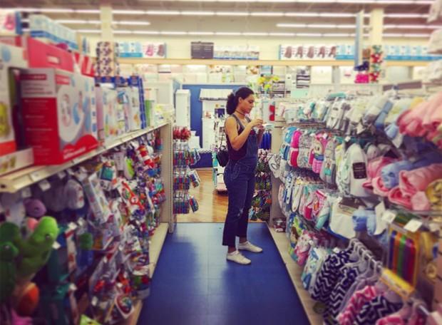 Debora Nascimento (Foto: Reprodução/Instagram)
