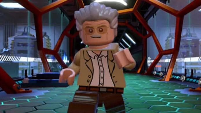 Confira como salvar Stan Lee de todos os perigos nas fases da campanha de LEGO Avengers (Foto: Reprodução/Movie Pilot)