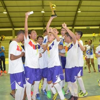 Taça Roraima Sub-17, Vivaz (Foto: Nailson Wapichana)