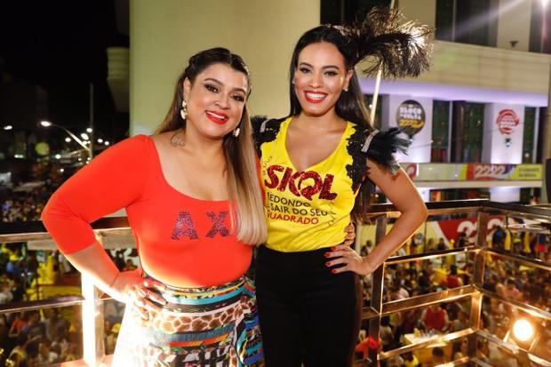 Preta Gil e Leticia Lima (Foto: Felipe Panfili)