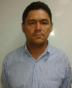 Marcos Aurélio dos Santos Oliveira foi preso em flagrante (Foto: Divulgação/ Ascom PC)
