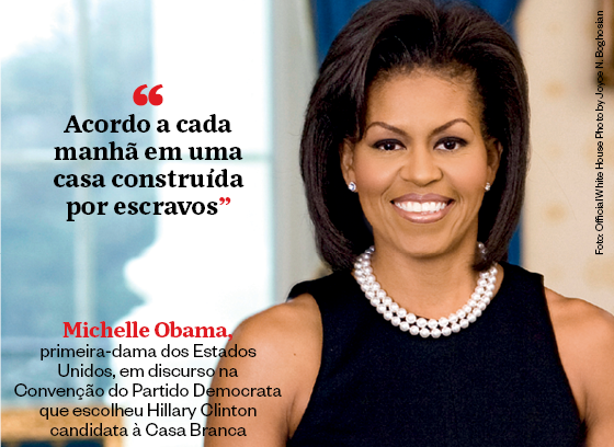 Frases que resumem a semana   Michele Obama  (Foto: Official White House Photo by Joyce N. Boghosian)