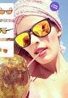 Inspire-se nos óculos escuros de 10 famosas estilosas para o verão
