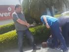 Policias militares são presos durante investigação de sequestro, no AM