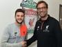 Lallana renova com Liverpool e vai ganhar mais de R$500 mil por semana