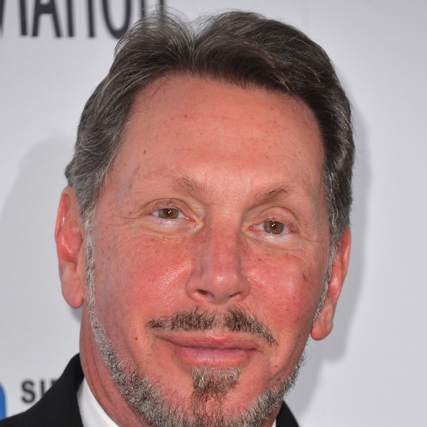 BEVERLY HILLS, CA - JANUARY 18:  Oracle Corp. CEO Larry Ellison arrives to the 10th Annual Living Legends of Aviation Awards at The Beverly Hilton Hotel on January 18, 2013 in Beverly Hills, California.  (Photo by Alberto E. Rodriguez/Getty Images) (Foto: Getty Images)