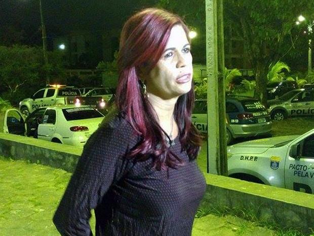 A delegada Gleide Ângelo contou que  (Foto: Marina Barbosa / G1)