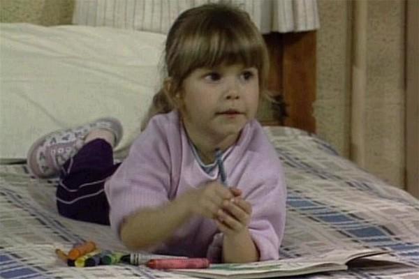 Judith Barsi, de 'Tubarão 4 - A Vingança', foi morta por seu pai. Quando a atriz tinha 10 anos, ele atirou nela e na esposa, botou fogo nas duas e depois atirou em si mesmo. (Foto: Divulgação)