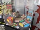 Estação Literária de Guararema tem exposição de brinquedos antigos