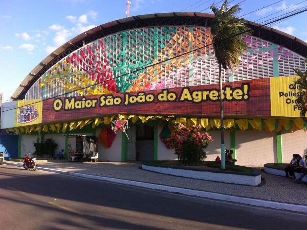 Monte Alegre vai receber o maior São João do Agreste potiguar (Foto: Cinthia Macedo/G1)