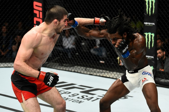 Rustam Khabilov x Desmond Green UFC Roterdã (Foto: Getty Images)