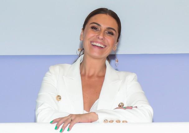 Giovanna Antonelli inaugura espaço GIOlaser em São Paulo (Foto: Instagram/Reprodução)