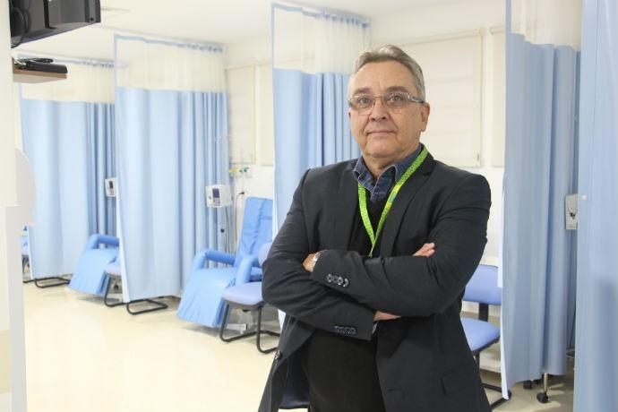 Julio Cesar Teixeira Amado presidente da Unimed Sjc (Foto: Divulgação/ Unimed SJC)