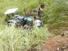 Vice-prefeito de Miracatu é atropelado por trator durante vistoria de estrada