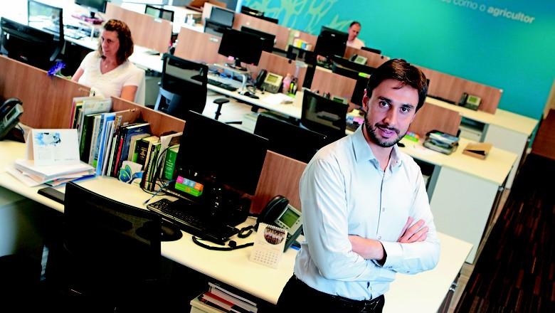 Fabricio Peres, Syngenta. (Foto: Divulgação )