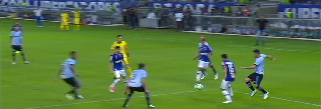 Cruzeiro x Grêmio - Campeonato Brasileiro 2017-2017 - globoesporte.com db0169fed39a3