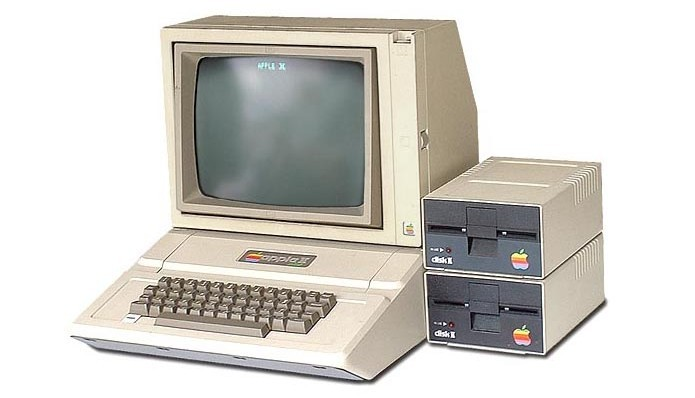 Apple II foi o primeiro grande sucesso da Apple (Foto: Divulgação/Apple)
