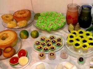 Várias coisas gostosas podem ser feitas com macaxeira  (Foto: Reprodução/TV Gazeta)
