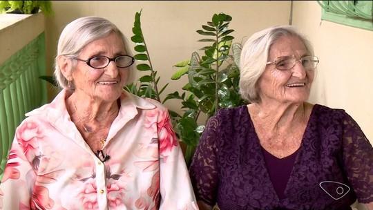 Gêmeas do ES vão comemorar 100 anos e contam segredo para viver mais