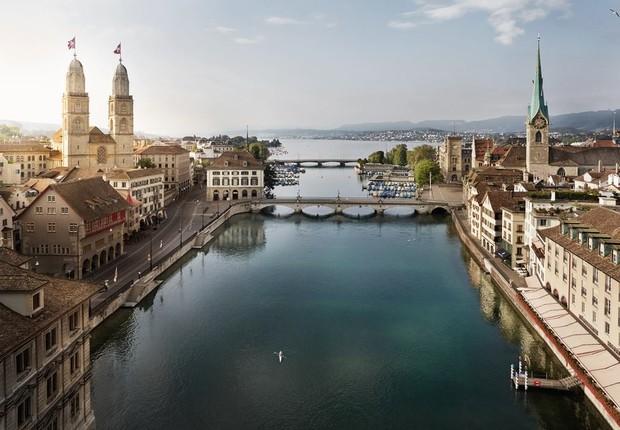 Zurique, Suíça (Foto: Reprodução/Facebook)