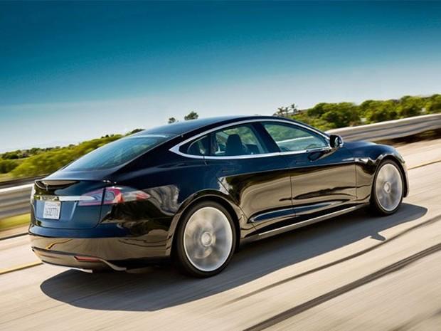 Tesla S (Foto: Divulgação)
