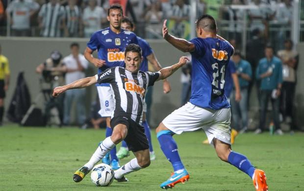Atlético-MG e Cruzeiro fazem nesta quarta-feira o segundo jogo da final da  Copa do Brasil 6b8b3e1cc9b69