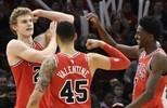 Melhores momentos: Miami Heat 111 x 119 Chicago Bulls pela NBA