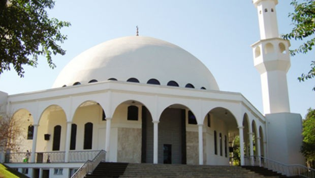Venha conhecer a Mesquita Muçulmana  (Foto: Érica Marrone Furini /PMFI)