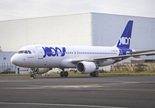 Joon é uma companhia aérea low cost da Air France-KLM (Foto: Divulgação)
