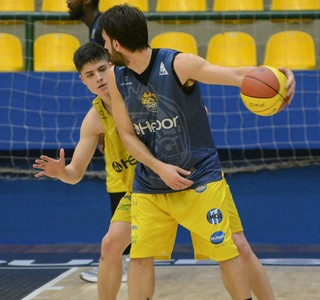 Elinho armador Mogi das Cruzes basquete (Foto: Cairo Oliveira)