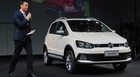 Volkswagen lança Cross Up! e CrossFox (Alan Morici/G1)
