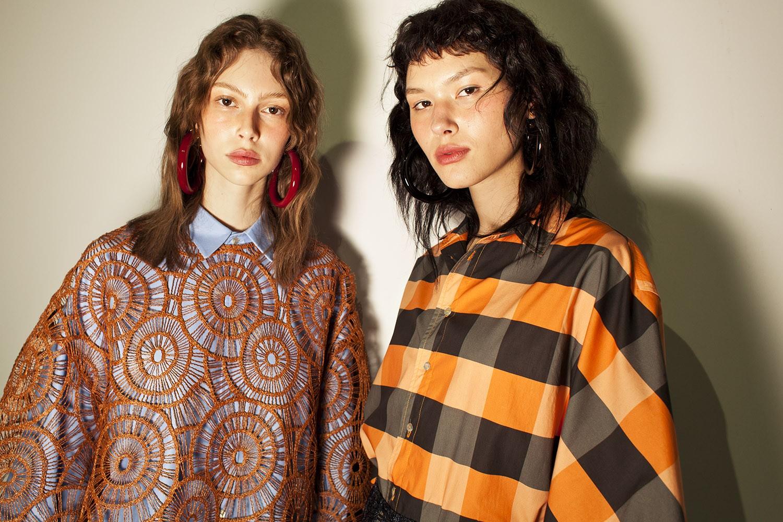 Angélica Erthal e Lorena Maraschi  (Foto: Marcelo Salvador)