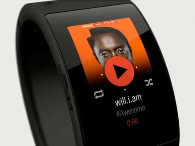 Puls, relógio inteligente da empresa de Will.i.am, vocalista do Black Eyed Peas (Foto: Divulgação)
