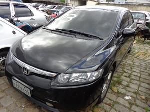 Este Honda Civic está entre os lotes mais esperados para o leilão (Foto: Divulgação)