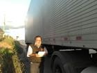 Carga com 27 toneladas de sabão em pó é apreendida pelo Fisco na Paraíba