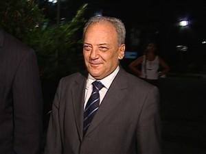 Ex-tesoureiro tucano, Cláudio Mourão deixou de responder pelos crimes. (Foto: Reprodução/TV Globo)