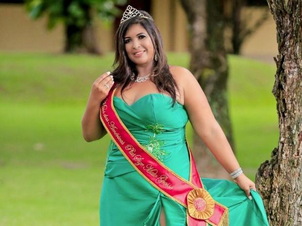 Ela disse que recebe apoio do marido, com quem vive há 18 anos (Foto: Flávio Pacheco/ Divulgação)