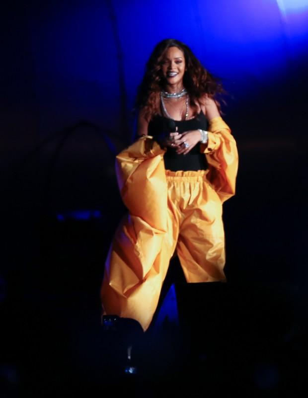 Rihanna (Foto: Francisco Cepeda/AGNews)