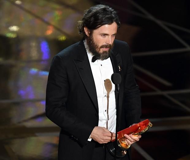 Casey Affleck leva Oscard e Melhor Ator (Foto: Getty Images)