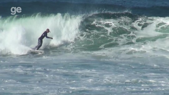 Free surf? Tops travam duelos com direito a apostas em dia de off no Rio Pro