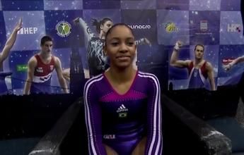 Caloura fica fora do pódio, e Brasil fecha etapa de Osijek sem medalhas