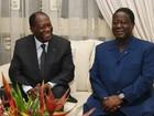 Alassane Ouattara é reeleito presidente da Costa do Marfim