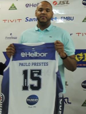Paulão Prestes - Mogi das Cruzes (Foto: Thiago Fidelix)