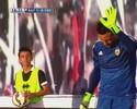 Com frango de Diego Alves e polêmica, Valencia empata com o Rayo Vallecano