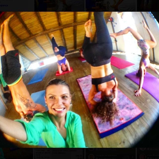 Yoga  (Foto: RBS TV/Divulgação)