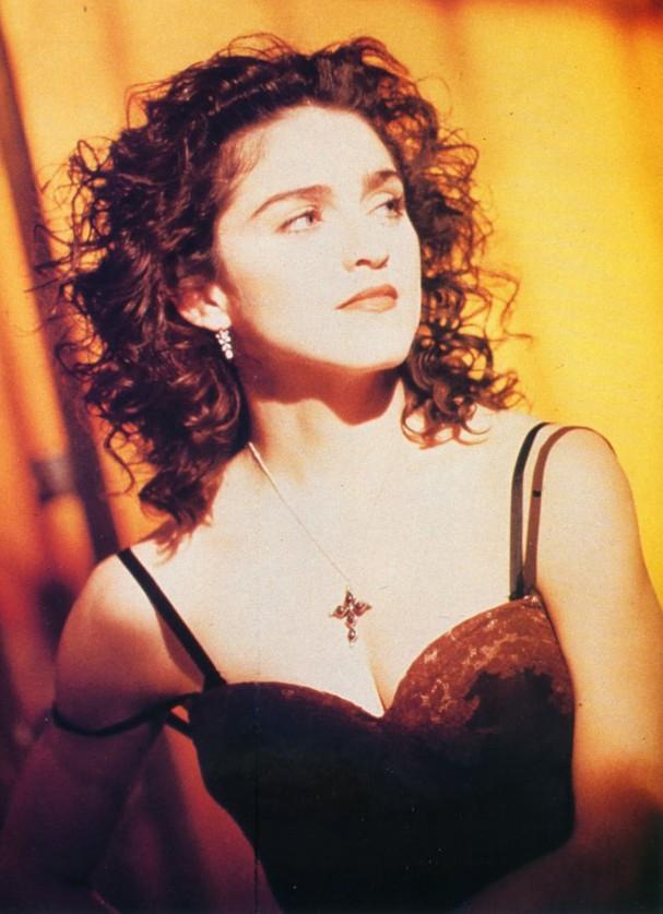 Madonna faz 59 anos (Foto: Reprodução)