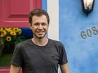À frente do 'BBB 17', Tiago Leifert não teme comparações com Pedro Bial