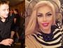 Drag queen fala sobre beijo em Max Riemelt, ator de 'Sense8': 'Gostoso'